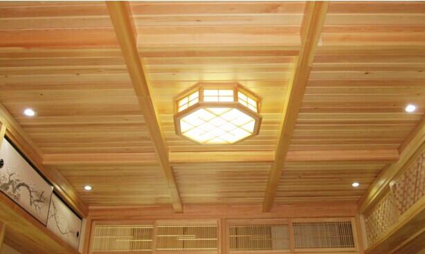 实木扣板吊顶